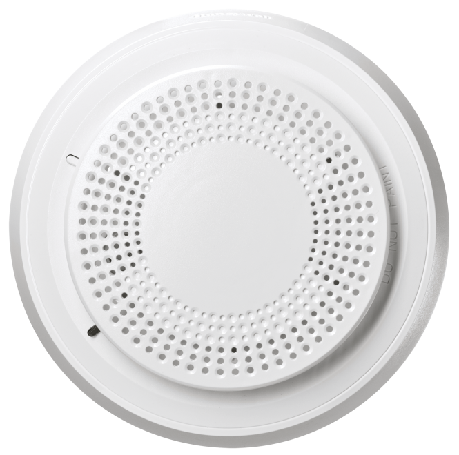Smoke Detector for Home Security System
